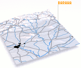 3d view of Barawa