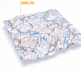 3d view of Khalka