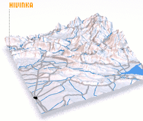 3d view of Hivinka