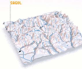 3d view of Sagol