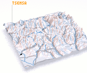 3d view of Tsemsa