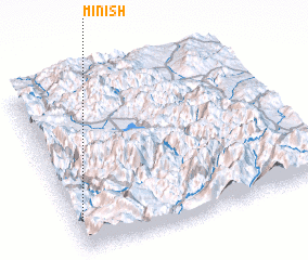 3d view of Minish