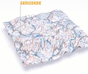 3d view of Genişdere