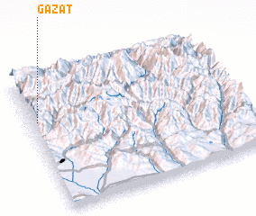 3d view of Gazat