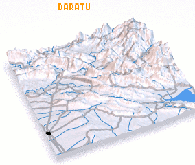 3d view of Dāratū