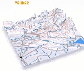 3d view of Yakdār