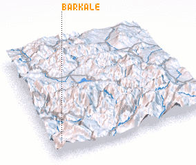 3d view of Barkalē