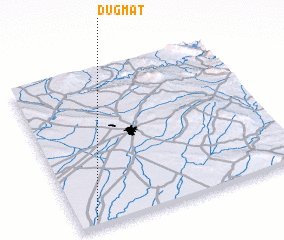 3d view of Dugmāt