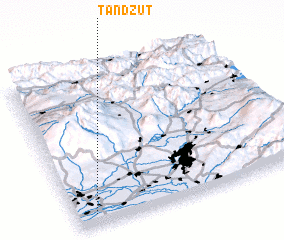 3d view of Tandzut