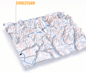 3d view of Sindzisar