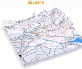 3d view of Garasōr