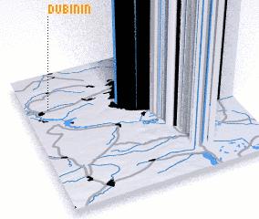 3d view of Dubinin
