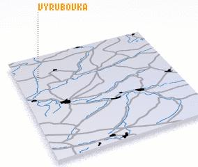 3d view of Vyrubovka