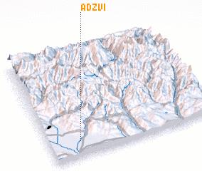 3d view of Adzvi