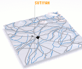 3d view of Suţīyah