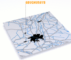 3d view of Abū Ghurayb