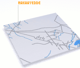 3d view of Makaay Edde
