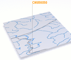 3d view of Churkino