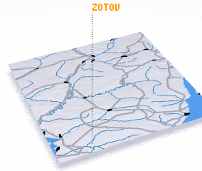 3d view of Zotov