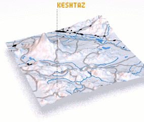 3d view of Keshtāz