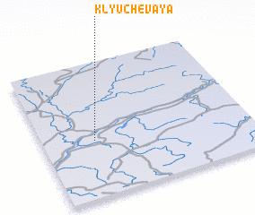 3d view of Klyuchevaya