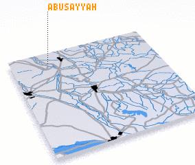 3d view of Abū Şayyāḩ