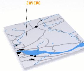 3d view of Zayevo