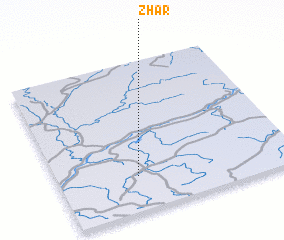 3d view of Zhar