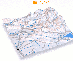 3d view of Māma Jaka