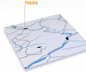 3d view of Todino