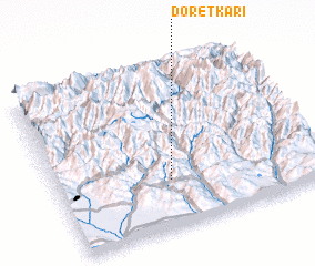 3d view of Doret\