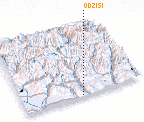 3d view of Odzisi