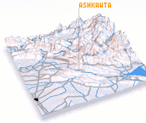 3d view of Ashkawta