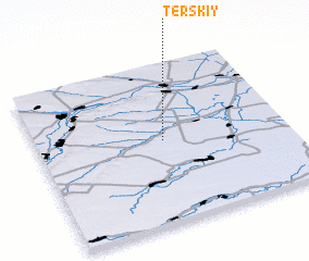 3d view of Terskiy
