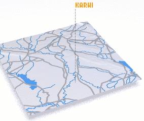 3d view of Karwī