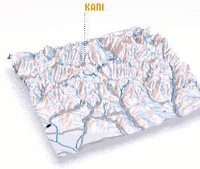 3d view of Kani