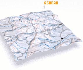 3d view of Āshnāk