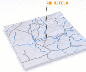 3d view of Ankilitelo