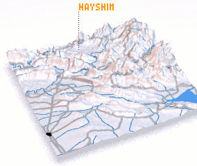 3d view of Hayshim