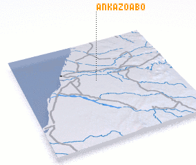 3d view of Ankazoabo