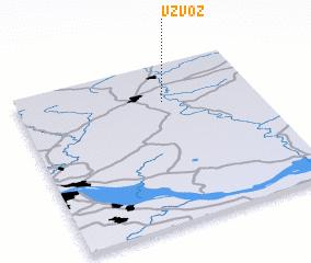 3d view of Vzvoz