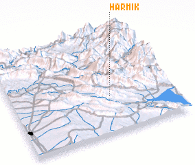 3d view of Harmik