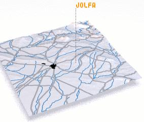 3d view of Jolfa