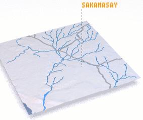 3d view of Sakamasay