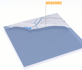 3d view of Anavaho