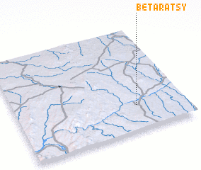 3d view of Betaratsy