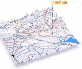 3d view of Bardabī
