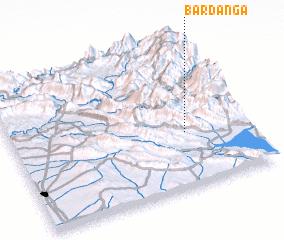 3d view of Bardānga