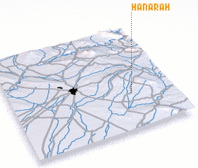 3d view of Hanārah