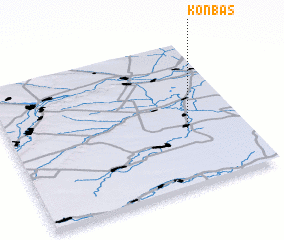 3d view of Konbas